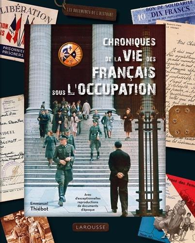 Les français sous l'occupation par Collectif