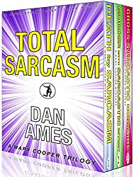 Total Sarcasm (Mary Cooper Mysteries #1, #2, #3) (English Edition)