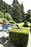 Bosch DIY Akku Gras- und Strauchscheren Set Isio, Akku, Ladegerät, Grasschermesser, Strauchscherenmesser, Softcase, Messerschutz, Karton (3,6 V, 1,5 Ah, Schnittlänge 12 cm) -