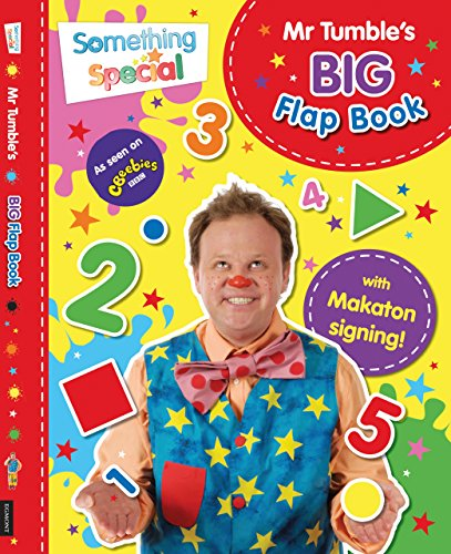 Image of Something Special: Mr Tumble's Big Flap Book: Lift-the-flap