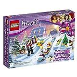 LEGO Calendario del advenimiento de amigos 41326 Construction - Best Reviews Guide