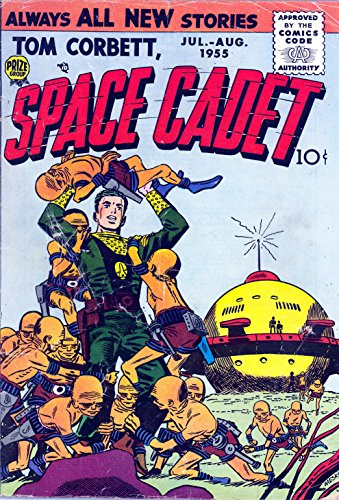 poster-comics-cover-prize-group-tom-corbett-space-cadet-2-vintage-wall-art-print-a3-replica