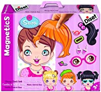 Diset 63245 - Magnetics Cambia El Look De Sara de Diset