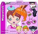 Diset 63245 - Magnetics Cambia Il Look di Sara