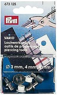 Prym Vario-Plus Sortimentskasten Druckknöpfe Ösen 24x18cm