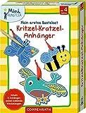 Mein erstes Bastelset: Kritzel-Kratzel-Anhänger (Mini-Künstler)