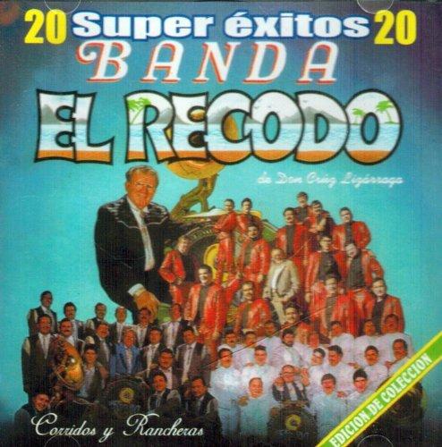 Banda El Recodo 20 Corridos Y Rancheras by Banda El Recodo (2005-08-03) (Banda El Recodo Corridos)