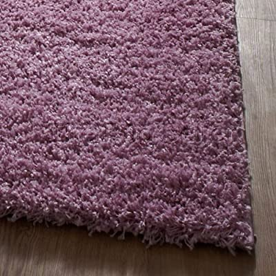 Vista Shaggy Rugs 2236 Pink produced by OCR - quick delivery from UK.