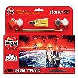Airfix A55113 Modellbausatz Das Boot Starter Set