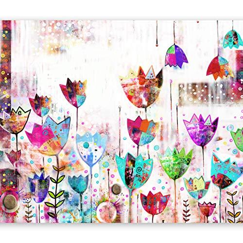murando Papier peint intissé 200x140 cm Décoration Murale XXL Poster Tableaux Muraux Tapisserie Photo Trompe l'oeil abstraction 10110901-10