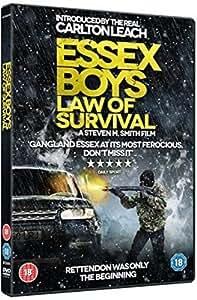 Essex Boys: Law Of Survival [DVD]