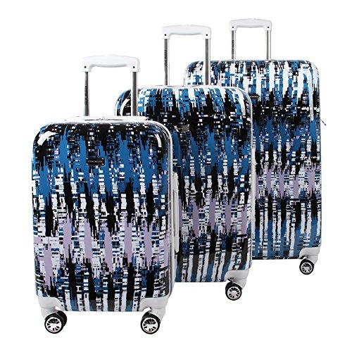 Steve Madden ,  Damen Gepäck-Set mehrfarbig City Scape Einheitsgröße (Backpack Wheeled Kipling)