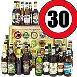 Geschenkideen für Männer zum 30.   Bier 24x   Bier aus D und Welt
