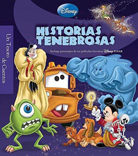 Historias tenebrosas/Scary Storybook (Un tesoro de cuentos/A Treasure Trove of Stories) por Samantha Caballero Del Moral