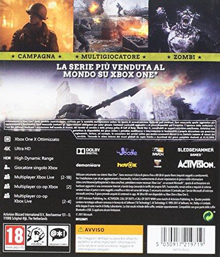 Cod WW2 - Xbox One