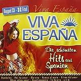 Viva Espana - Die schönsten Hits aus Spanien; Bamboleo; La Bamba; Te Quiero; Por tu amor; Morena; La Cucaracha; Guantanamera; Granada; Mas que nada; Vamos al mare; Ritmo del amor; Adios adios amor; La Playa; Kalimba; Balla la rumba; Cuccala; -