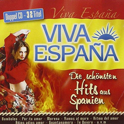 Viva Espana - Die schönsten Hits aus Spanien; Bamboleo; La Bamba; Te Quiero; Por tu amor; Morena; La Cucaracha; Guantanamera; Granada; Mas que nada; Vamos al mare; Ritmo del amor; Adios adios amor; La Playa; Kalimba; Balla la rumba; Cuccala;