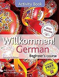 Willkommen German Beginner's Course: Activity Book