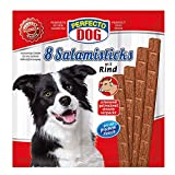 Perfecto Dog 8 Snacks Salami+Rind