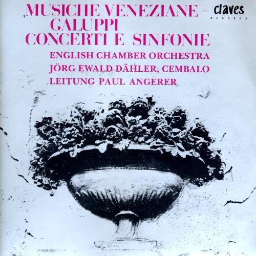 Musiche Veneziane: Galuppi Concerti e Sinfonie