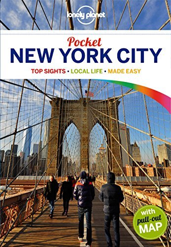 Lonely Planet Pocket New York City (Travel Guide) by Lonely Planet (2014-10-17)