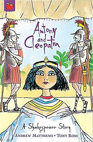 Shakespeare Stories. Antony And Cleopatra (A Shakespeare Story)