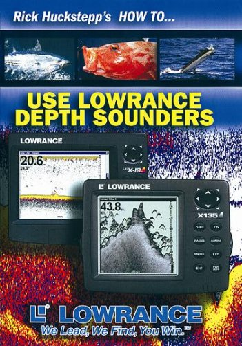 How to Use Lowrance Depth Sounders (Rick Huckstepp's How To...)