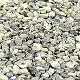 Terralith Marmor-Steinteppich 4-8 mm Grigio Cenere für 1qm incl. Bindemittel