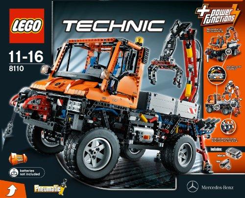 LEGO Technic 8110 – Unimog U400 - 2