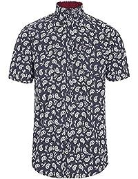 Merc of London Camisa Casual - Para Hombre