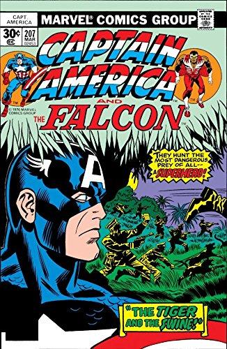 Captain America (1968-1996) #207 (English Edition) -