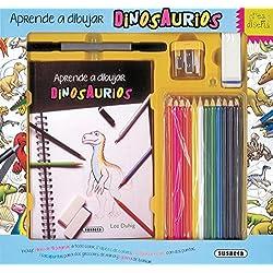 Aprende A Dibujar Dinosaurios (Crea y diseña)