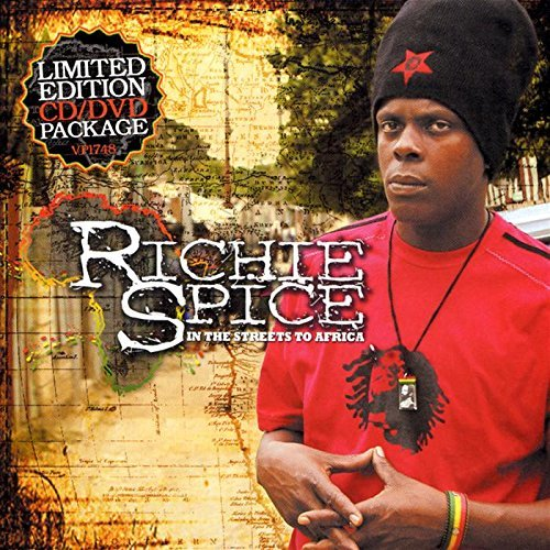 In the Streets to Africa (DVD Version) by Richie Spice