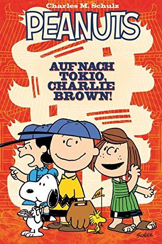Peanuts: Auf nach Tokio, Charlie Brown!