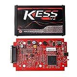 Online EU Version Rot kess v5.017SW v2.23Master OBD2Manager Tuning Kit Keine Token Begrenzung ECM Titan Software Auto Truck ECU Programmierer