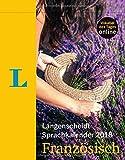Langenscheidt Sprachkalender 2018 Französisch - Abreißkalender -