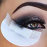100 stuks oogschaduw-pads, oogschaduw, schild, beschermpads voor ogen, lippen, make-up, gebruiksgereedschap