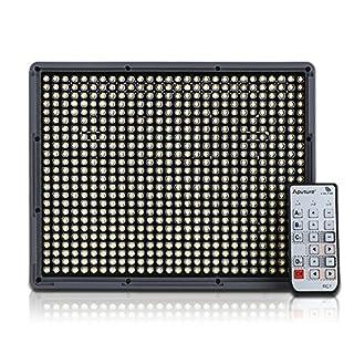 Aputure Amaran HR672C CRI95+ Studio LED Videoleuchte mit kabelloser Fernbedienung