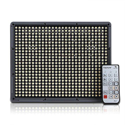 Aputure Amaran HR672C Panneau / torche LED (temp. de couleur variable) + télécommande