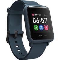 Amazfit Bip S Lite Smart Watch, 30 Days Battery Life, 150+ Watch Faces, Always-on Display, 30g Lightweight, 5 ATM Water…