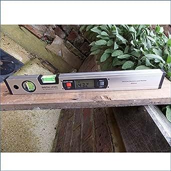 magnetische wasserwaage libelle digitaler winkelmesser 400 mm verl ngerter gr e 40 64 cm zoll. Black Bedroom Furniture Sets. Home Design Ideas