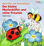 Mein Fühl- und Streichelbuch - Der kleine Marienkäfer und seine Freunde (Kiddilight)