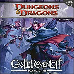 Dungeons & Dragons 207790000 - Castle Ravenloft