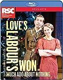 Shakespeare: Love's Labour's Won (Stratford-Upon-Avon) [Blu-ray]