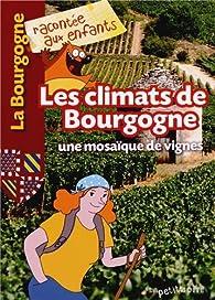 Les climats de Bourgogne : Une mosaïque de vignes par Jean-Benoît Durand