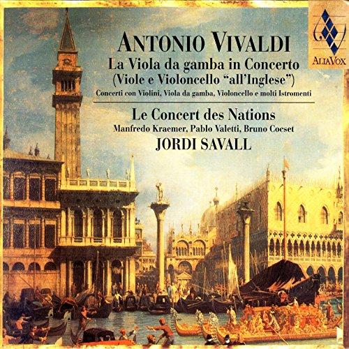 Concerto con 4 violini e violoncello, Archi e continuo (Si Minore, RV 580): I. Allegro