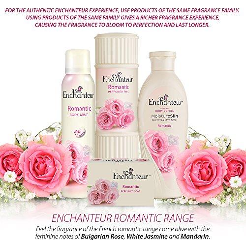 Enchanteur Perfumed Body Lotion Romantic