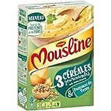 Maggi Mousline Purée 3 Céréales/Pommes de Terre 2Sachets de 3/4 Personnes 2 x 100 g - Lot de 5...