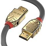 LINDY 37862 2m High Speed HDMI-kabel, Gold Line