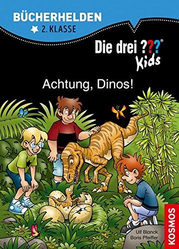 ücherhelden, Achtung, Dinos! (Dinosaurier-kid)
